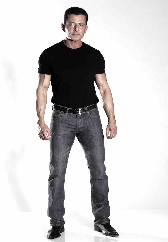 Don Niam Full Body Photo Shot Las Vegas Model And Actor
