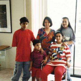 Bandar Saudi Royal Family Kids and Assitants