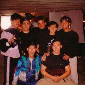 Undefeatable Hong Kong Stunt Crew Don Niam Grandmaster Yim