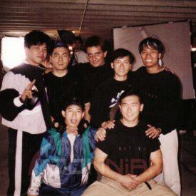Undefeatable Stunt Crew Actors Grandmaster Tai Yim